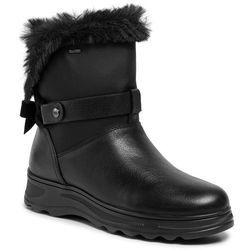 Śniegowce GEOX - D Hosmos B Abx C D84AUC 04611 C9999 Black