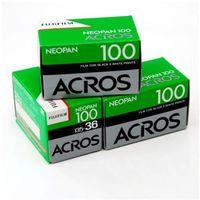 Klisze fotograficzne, Fuji Neopan Acros 100/36 negatyw czarno-biały 05/2019