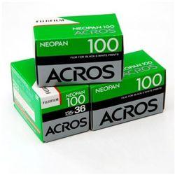 Fuji Neopan Acros 100/36 negatyw czarno-biały 05/2019