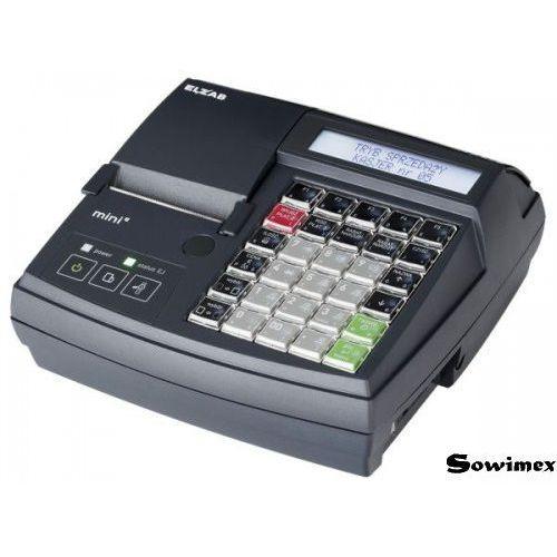 Kasy fiskalne, Kasa fiskalna ELZAB Mini E 3K z klawiaturą modułową lub membranową Leasing serw24h