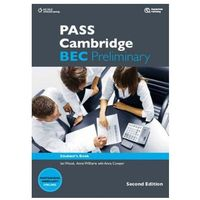 Książki do nauki języka, Pass Cambridge BEC preliminary Student's Book (opr. miękka)