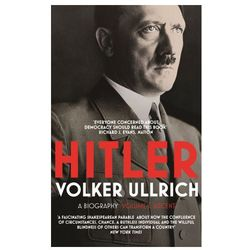 Hitler - Ullrich Volker. DARMOWA DOSTAWA DO KIOSKU RUCHU OD 24,99ZŁ (opr. miękka)