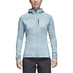 Bluza z kapturem z polaru adidas CF9864
