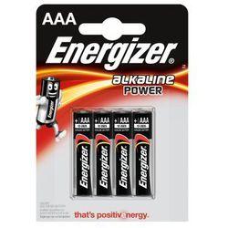 ENERGIZER Alkaline Power AAA E92/4