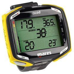 Zegarek sportowy MARES 414134 Żółty