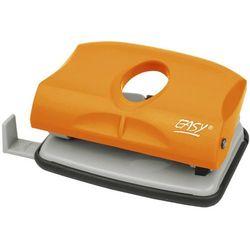 Dziurkacz EASY 85587 plastikowy Pomarańczowy (15 kartek)