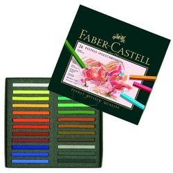 Pastele suche 24 kolory 128524 - FABER CASTELL
