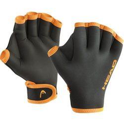 Head Swim Gloves, black/orange M 2019 Akcesoria pływackie i treningowe Przy złożeniu zamówienia do godziny 16 ( od Pon. do Pt., wszystkie metody płatności z wyjątkiem przelewu bankowego), wysyłka odbędzie się tego samego dnia.