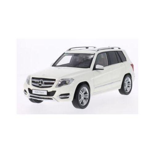 Osobowe dla dzieci, Mercedes GLK-Class white GTA - Welly