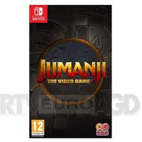 Gry Nintendo Switch, Jumanji: The Video Game