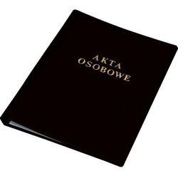 Teczka na akta osobowe Panta Plast, format A4, czarna - Super Ceny - Autoryzowana dystrybucja - Szybka dostawa - Hurt - Wyceny