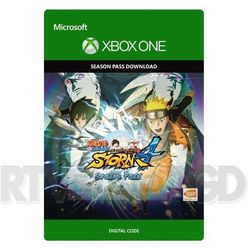 Naruto Shippuden: Ultimate Ninja Storm 4 - season pass [kod aktywacyjny]