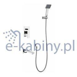 Bateria Blue Water Zestaw blue water tor-zwp.200c wannowo-prysznicowy podtynkowy TOR-ZWP.200C