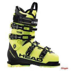 Buty narciarskie Head Advant Edge 105 Yellow/Black 2018/2019