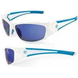 610-40-81_ACC Okulary ACCENT Freak biało-niebieskie