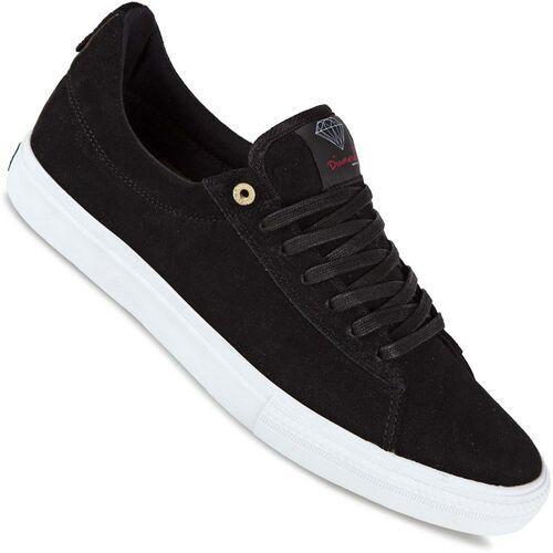 Męskie obuwie sportowe, buty DIAMOND - Crown Black Blk (BLK) rozmiar: 44