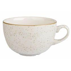 Filiżanka 0,22 l, biała | CHURCHILL, Stonecast Barley White