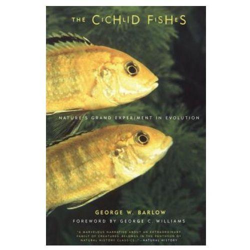 Książki do nauki języka, Cichlid Fishes (opr. miękka)