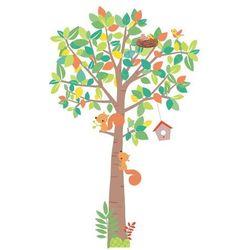 RoomMates Naklejki Wielokrotnego Naklejania Zaczarowane drzewo