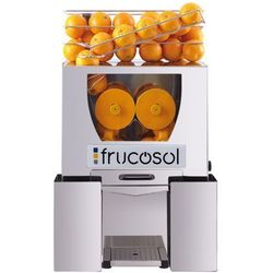 Wyciskarka do pomarańczy   F-50   20-25 owoców na minutę   pojemność 4kg   300W