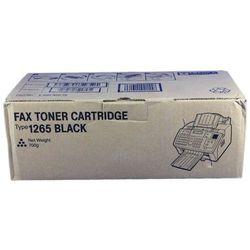 Wyprzedaż Oryginał Toner Ricoh do Fax1120/1160 | 4 300 str. | czarny black, brak pudełka i airbaga