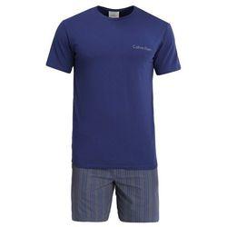 Calvin Klein Underwear SHORT CREW SET Piżama dark blue/green
