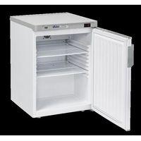 Szafy i witryny chłodnicze, Hendi Szafa mroźnicza podblatowa Budget Line w obudowie ze stali malowanej na biało 200 l - kod Product ID