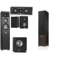 Kolumny głośnikowe, JBL STUDIO 2 PACK 270 5.1 MAX - ZOBACZ NASZE 5 TYS ZESTAWÓW