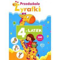 Pedagogika, Przedszkole Żyrafki 4 latek (opr. kartonowa)