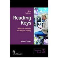 Książki do nauki języka, Reading Keys New Ed 3 Student's Book