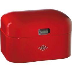 Wesco - Pojemnik na pieczywo Grandy - czerwony - czerwony