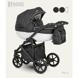 CAMARELO wózek MAGGIO 2w1 kol MG-4 darmowa dostawa najnowsza kolekcja maggio