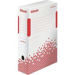 Pudło do archiwizacji ESSELTE SPEEDBOX 100 mm białe ekologiczne (G) - X07649
