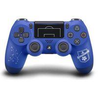 Gamepady, Kontroler SONY DualShock 4 F.C. Niebieski + Zamów z DOSTAWĄ W PONIEDZIAŁEK! + DARMOWY TRANSPORT!