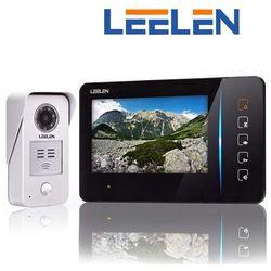 Leelen LEELEN Wideodomofon 7cali JB305_N60/No15nc+3xbrelok (z czytnikiem) JB305_N60_No15nc - Rabaty za ilości. Szybka wysyłka. Profesjonalna pomoc techniczna.