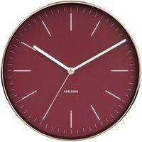 Zegary, Karlsson zegar ścienny 5695RD