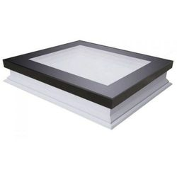 Okno do płaskiego dachu Fakro DXF DU6 Secure 100x100