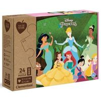 Puzzle, Puzzle 24: Play for Future - Disney Princess (20257). Wiek: 3+
