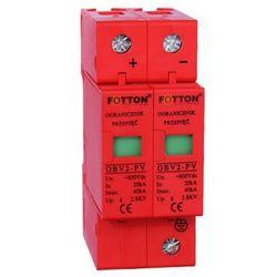Ogranicznik przepięć FOTTON OBV2-PV 2P 20/40kA 800V DC