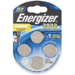 Bateria ENERGIZER specjalistyczna CR2032, 3V, 4szt.