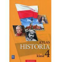 Historia, Atlas Historia SP kl.4 - Praca zbiorowa (opr. miękka)