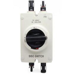 Rozłącznik izolacyjny - wyłącznik FOTTON SISO 32A 600V DC w obudowie IP66