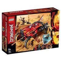 Klocki dla dzieci, LEGO Ninjago 70675 Katana 4x4