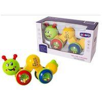 Pozostałe zabawki dla najmłodszych, Gąsienica dla malucha