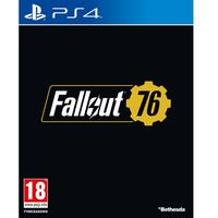Gry na PlayStation 4, Fallout 76 (PS4)