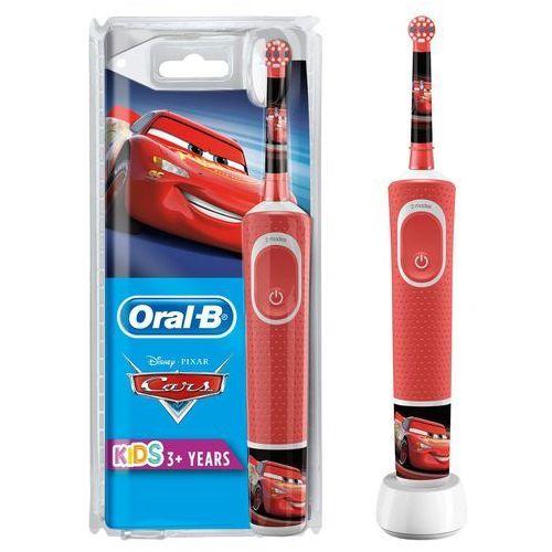 Szczoteczki do zębów, Oral-B szczoteczka elektryczna Vitality Kids Cars