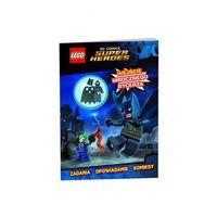 Książki dla dzieci, Lego Super Heroes Wejście Mrocznego Rycerza LNC 451 (opr. miękka) Oferta ważna tylko do 2022-12-06