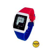 Pozostałe zabawki, Smartwatch 5 niebiesko-czerwony 3Y40E9 Oferta ważna tylko do 2031-09-09