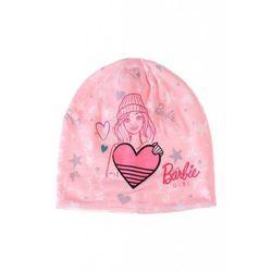 Czapka dziewczęca Barbie 3X3554 Oferta ważna tylko do 2019-11-07