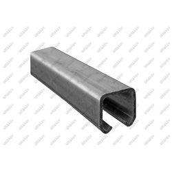Profil do bramy przesuwnej Zn, 33x34x2mm, L3m